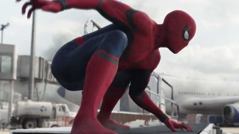 New set photos reveal the third mystery villain of Spider-Man: Homecoming
