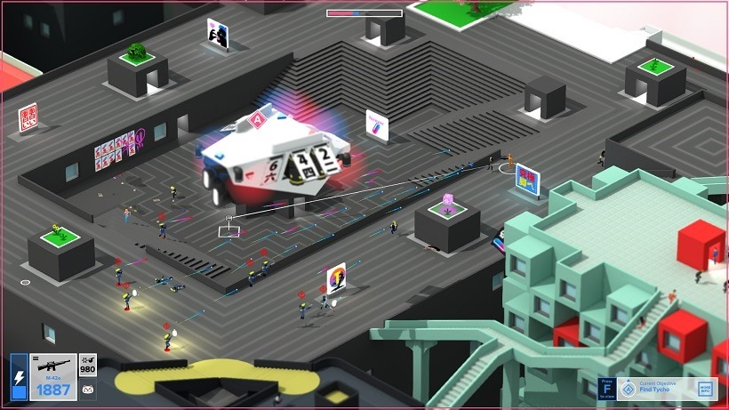 Tokyo 42 coming to Xbox One and Ps4