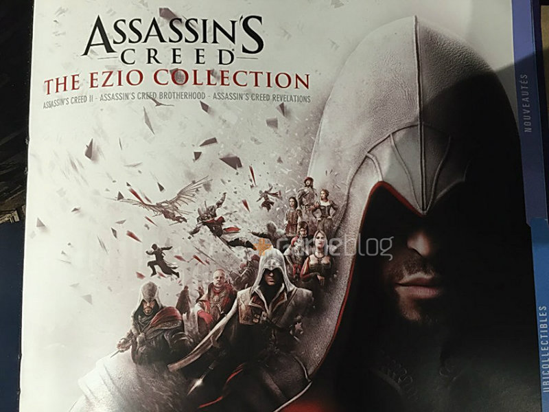 Ezio collection markting