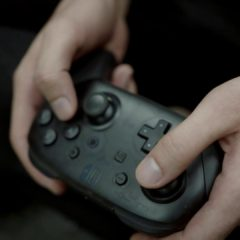 Let's take a closer look at the Nintendo Switch controllers