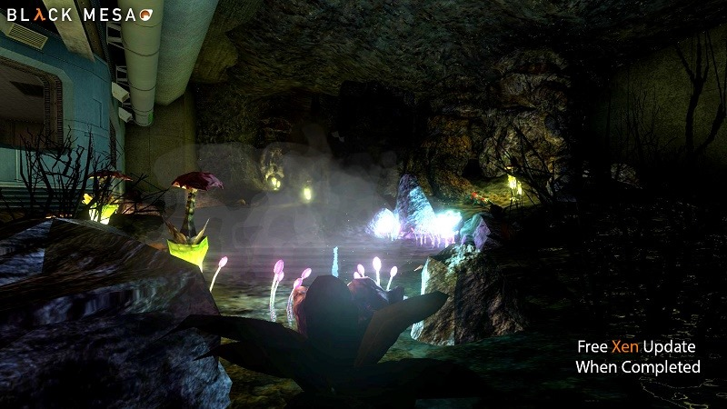 Black mesa is finally going to get those outstanding xen for Operation black mesa download