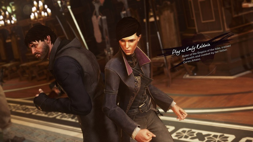 Dishonored 2 gets new game  2