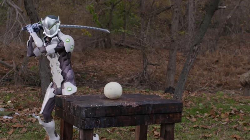 Genji sword
