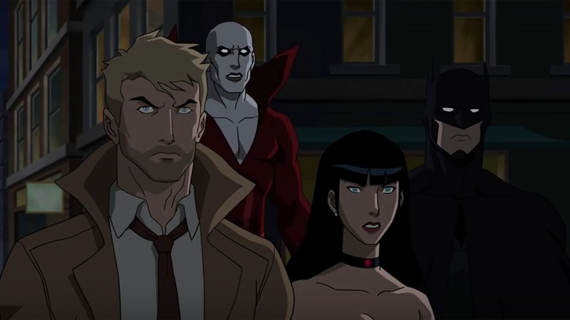 Justice League dark (1)