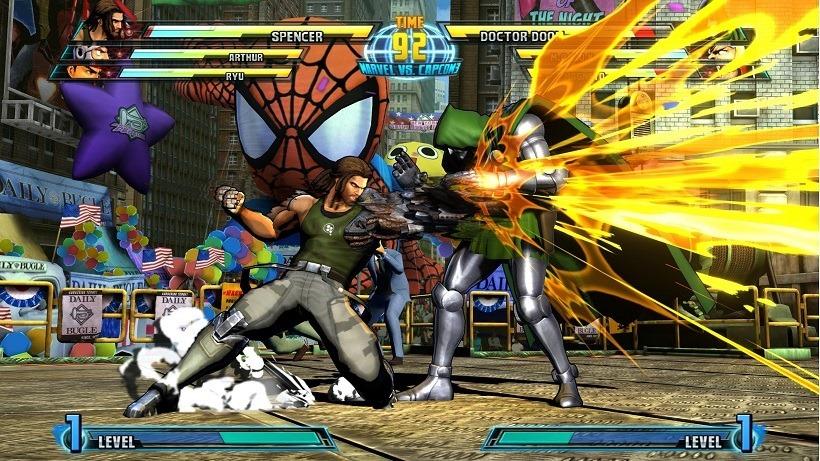 Marvel Vs Capcom 4 coming in 2017 2