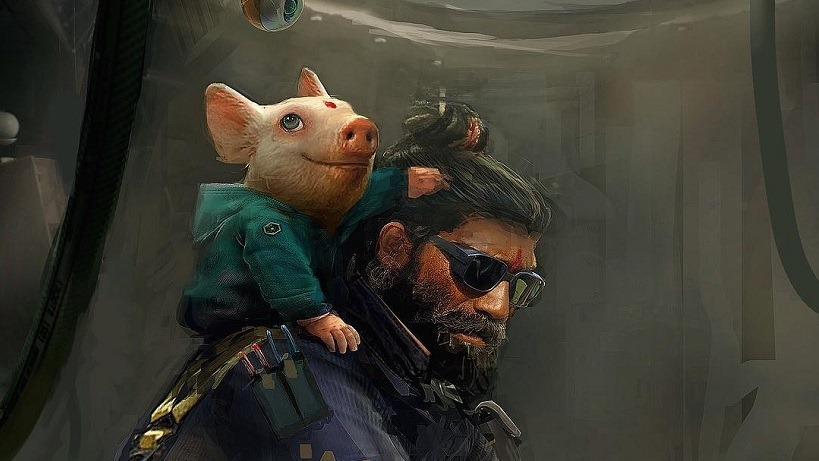 Michel Ancel on Beyond Good and Evil 2's space travel