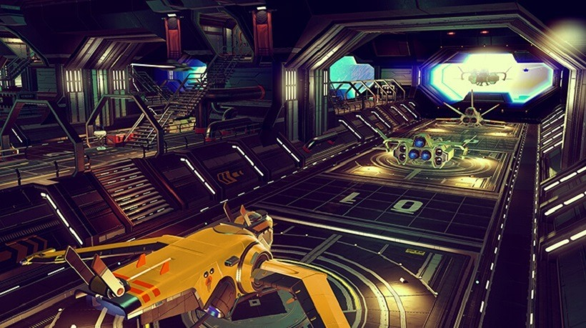 No Man's Sky Freighters