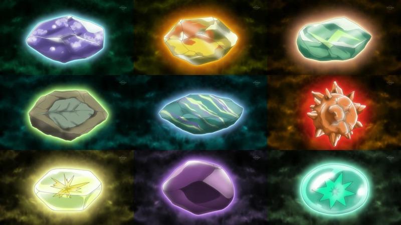 Pokestones