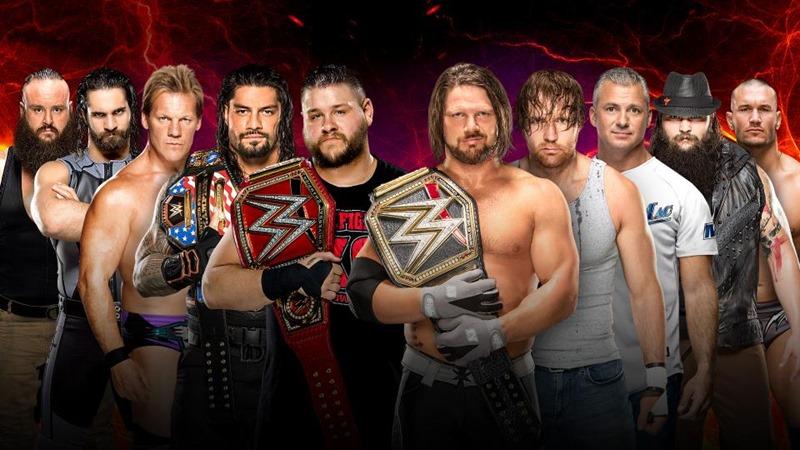 Survivor Series 2016 (2)