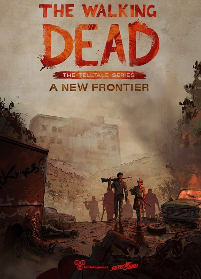The Walking Dead The Telltale Series - A New Frontier omg could this name be any longer