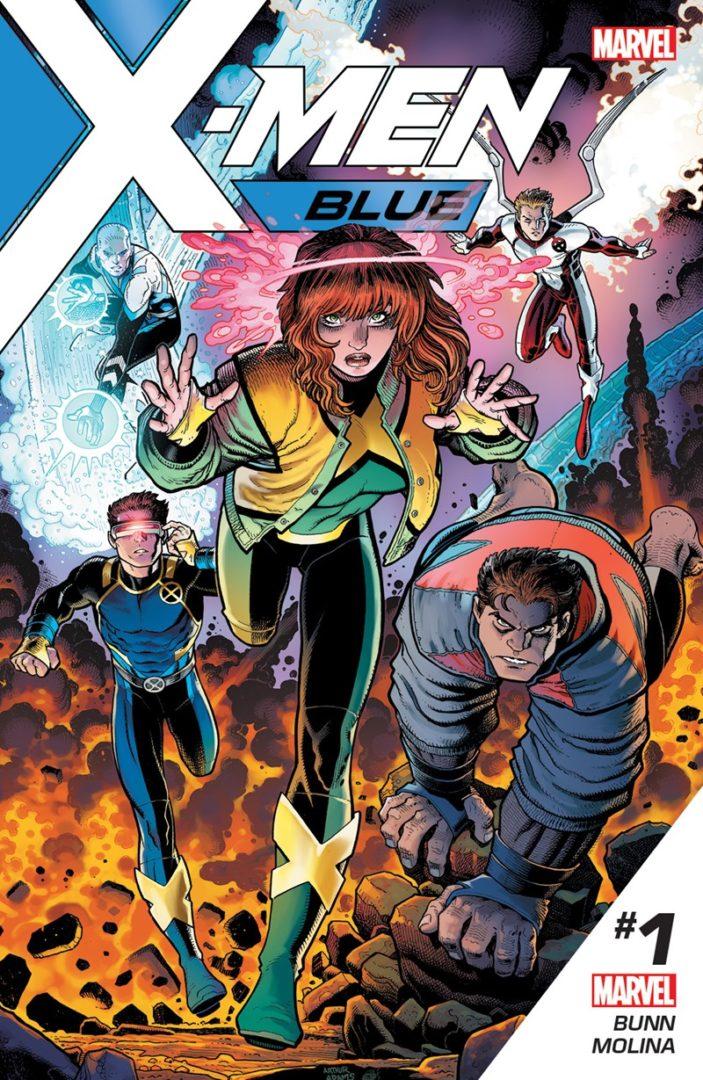 X-men Blue Gold (1)