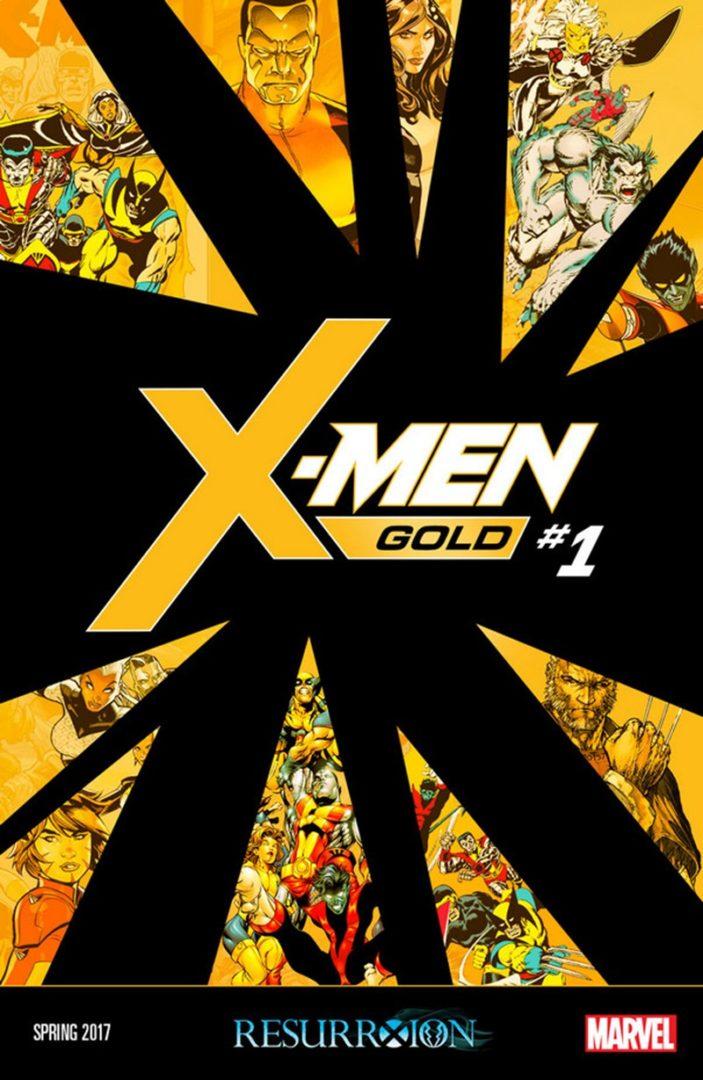 X-men Blue Gold (3)