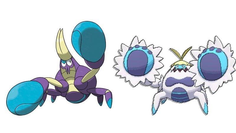 What Island Is Electric Rock On Pokemon