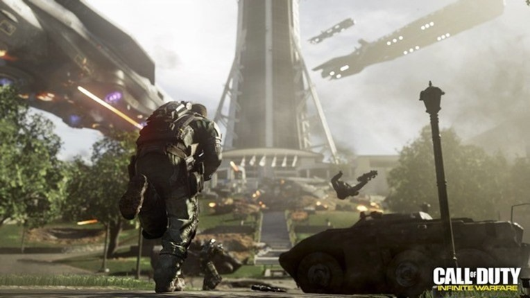 Call of Duty Infinite Warfare header
