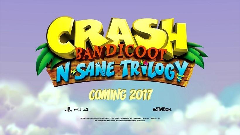 Crash N.Sane Trilogy