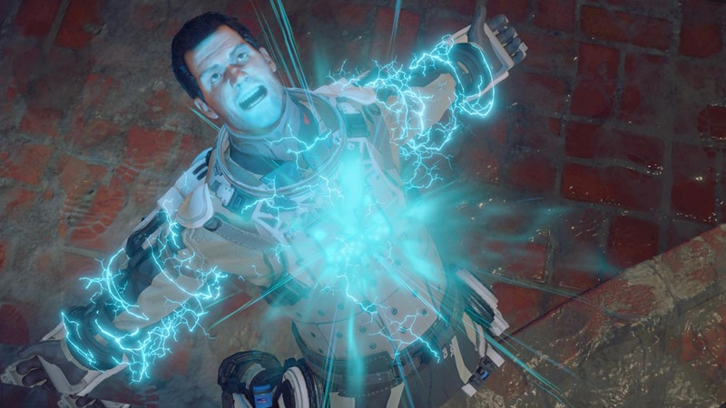 Dead Rising 4 EXO Suit Power Up