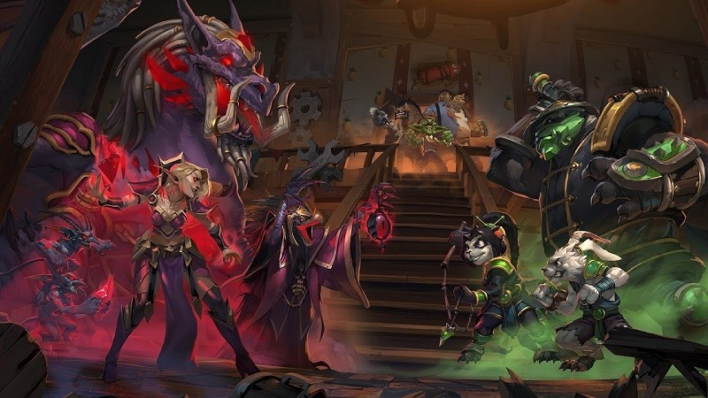 Mean Streets of Gadgetzan pic