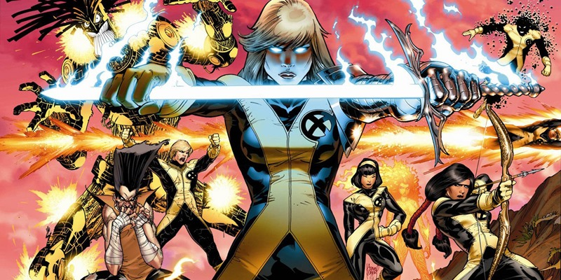 New Mutants (3)
