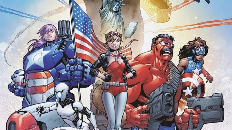US Avengers (2)