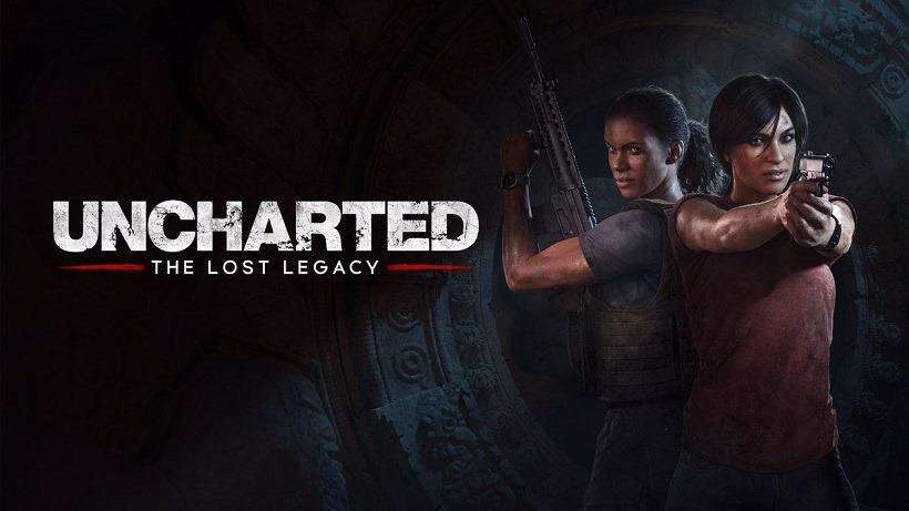 Uncharted Last Legacy