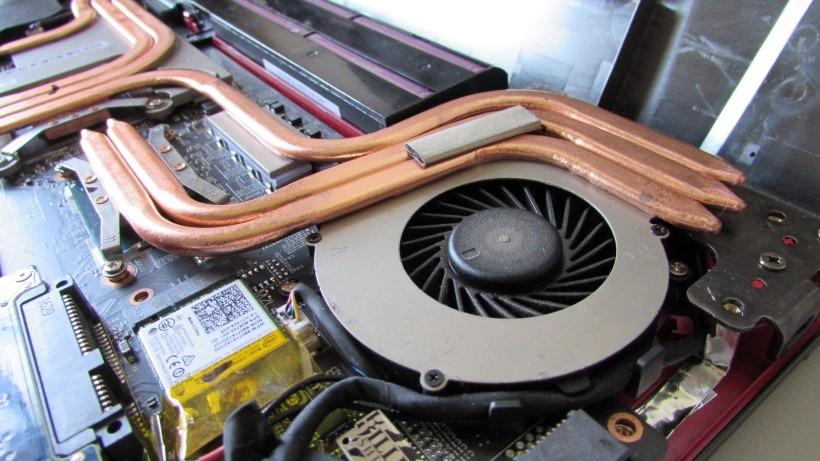 internal fan