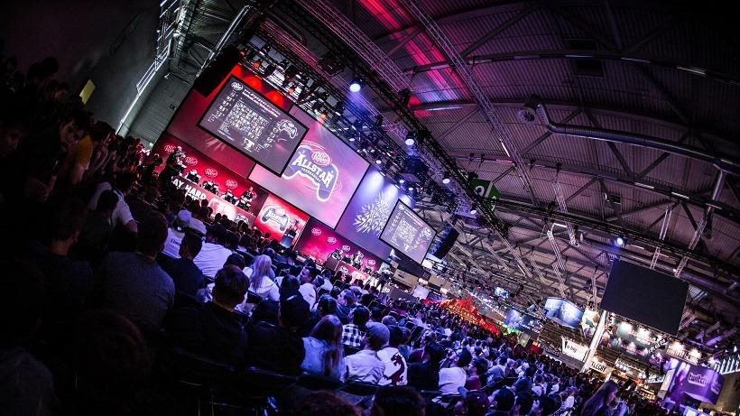 Catch all the eSports action with the ESL Arena at Gamescom
