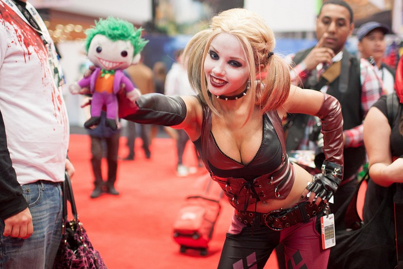 The Amazing Cosplay Of New York Comic Con