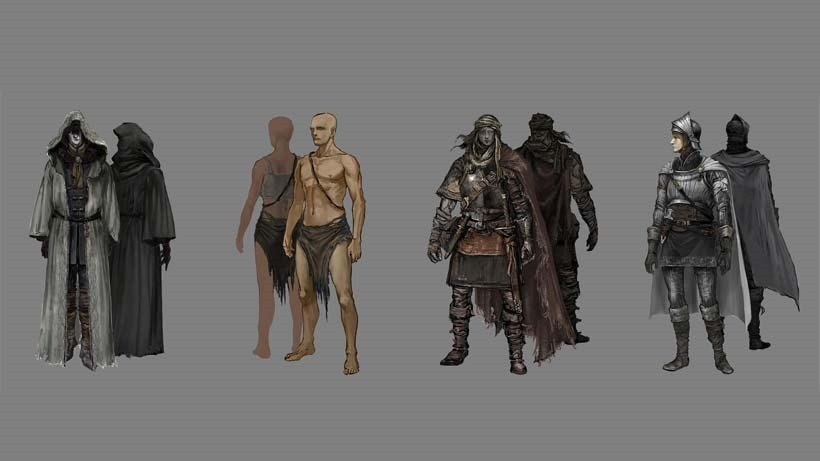Bandit Build Guide Dark Souls