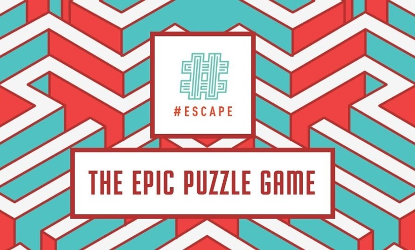 One Time Escape Room Board Game