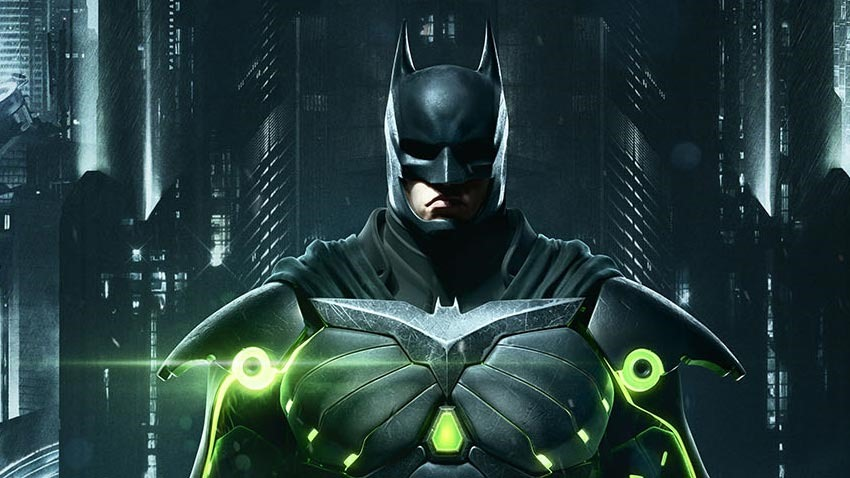 Injustice 2 launches w...