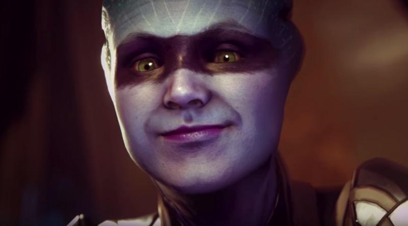 ME Andromeda Asari 1