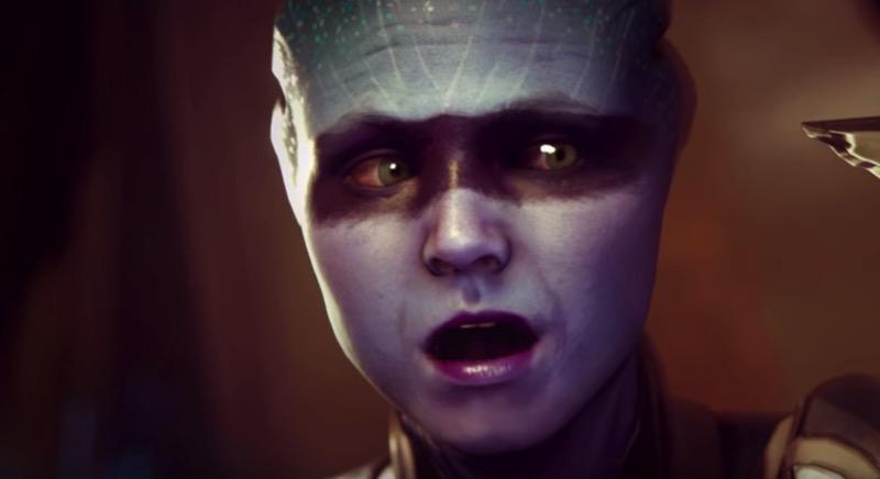 ME Andromeda Asari 2