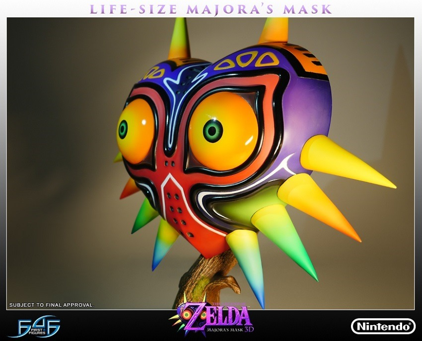 Majora's Mask Replica is stunning 1