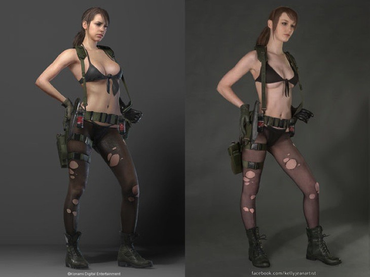 This Mgs Cosplay Even Impressed Hideo Kojima on Cause Effect Games