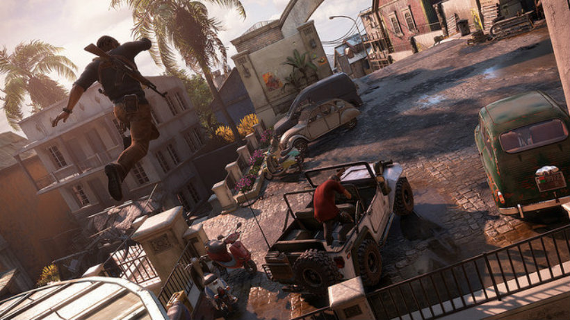 A professional photographer makes Uncharted 4 even more beautiful