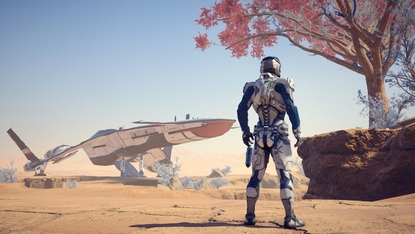 Mass Effect Andromeda ditches paragon and renegade systems 2