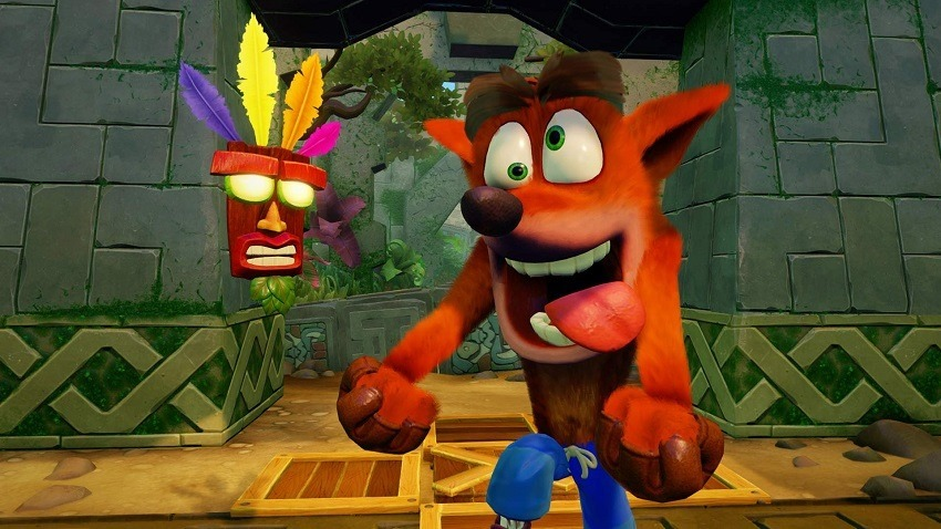 N.Sane Trilogy spins onto PS4 in June