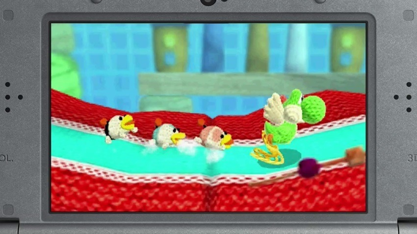 Poochy and Yoshi's Woolly World Review 5