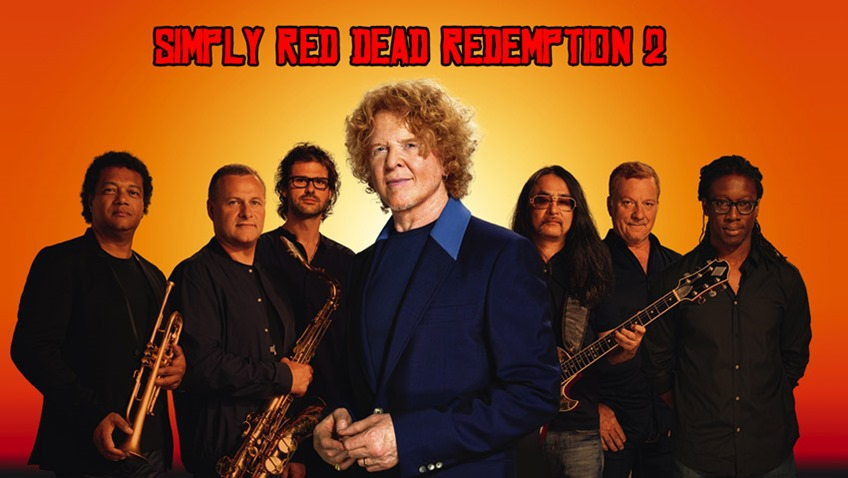 Simply Red Dead Redemption