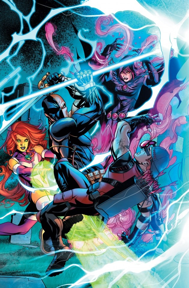 Teen Titans Lazarus contract (1)