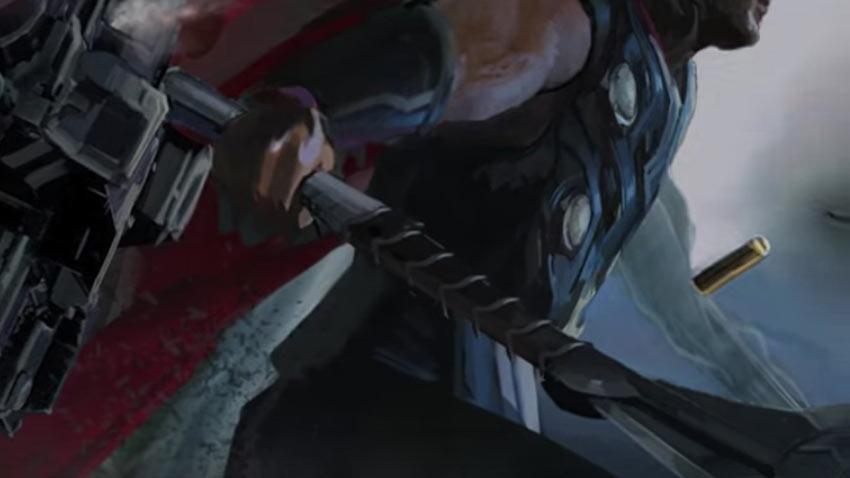 Thor-unworthy