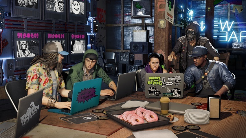 Watch Dogs 2 teases new setting in ending change 2