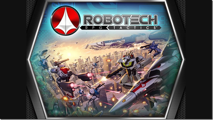 robotech tactics