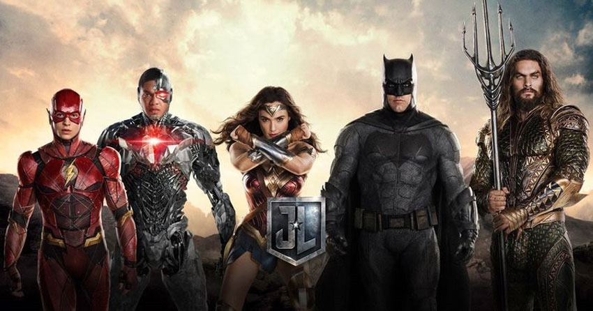 'Justice League' Movie Gets Five New Character Posters!