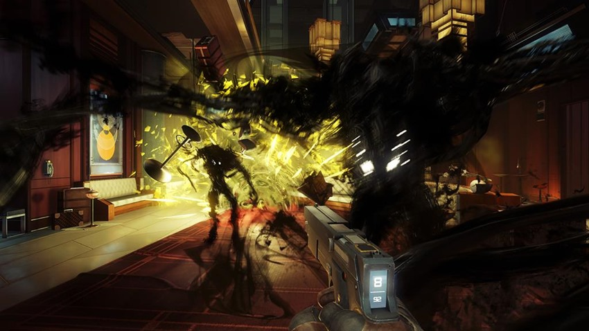 Arkane's Prey Gets 'Only Yu Can Save the World' Trailer