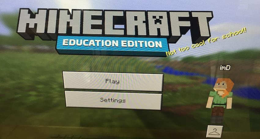 Minecraft education edition 2
