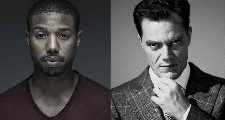 Michael B. Jordan, Michael Shannon to star in 'Fahrenheit 451'