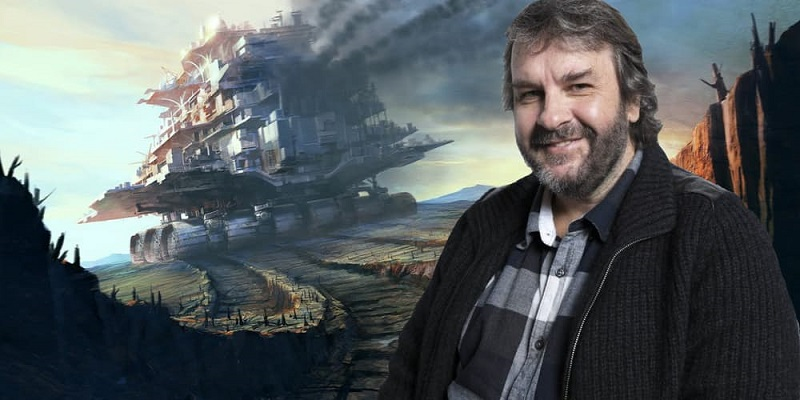 Hugo Weaving re-teaming with Peter Jackson on Mortal Engines