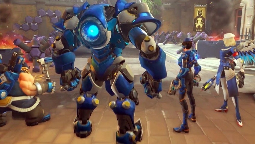 Overwatch Insurrection leaked ahead of launch 2