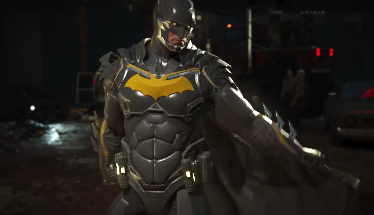 The coolest costumes of Injustice 2